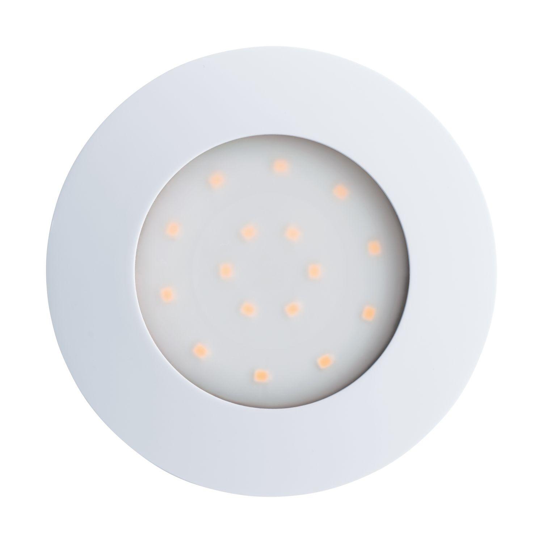 Runder Einbau LED Spotstrahler 12w Pineda-Ip Weiß