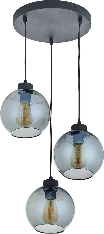 Pendelleuchte in Graphit Esstisch Lampe KALETE