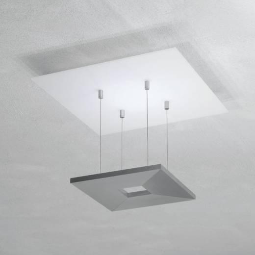 Escale - 34389809 Edle Design LED Deckenleuchte mit Licht App Dimmer indirektes Raumlicht ZEN