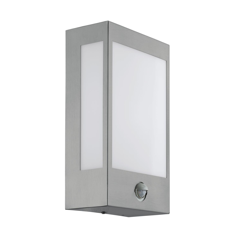 Bewegungsmelder Wandleuchte LED Außen Ralora 1 Weiß