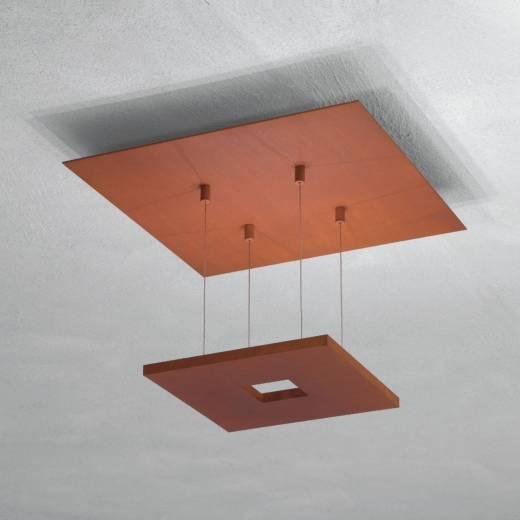 Escale - 34489409 Premium Deckenlampe LED Rost Smart Home Dimmer indirektes Raumlicht ZEN Mini