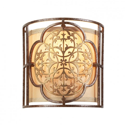 Pendelleuchte SAMEA Bronze B:22cm Rustikal Lampe