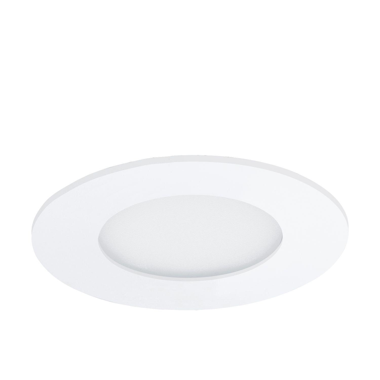 Einbau LED Spotstrahler Weiß Ø9cm Breiter Rand