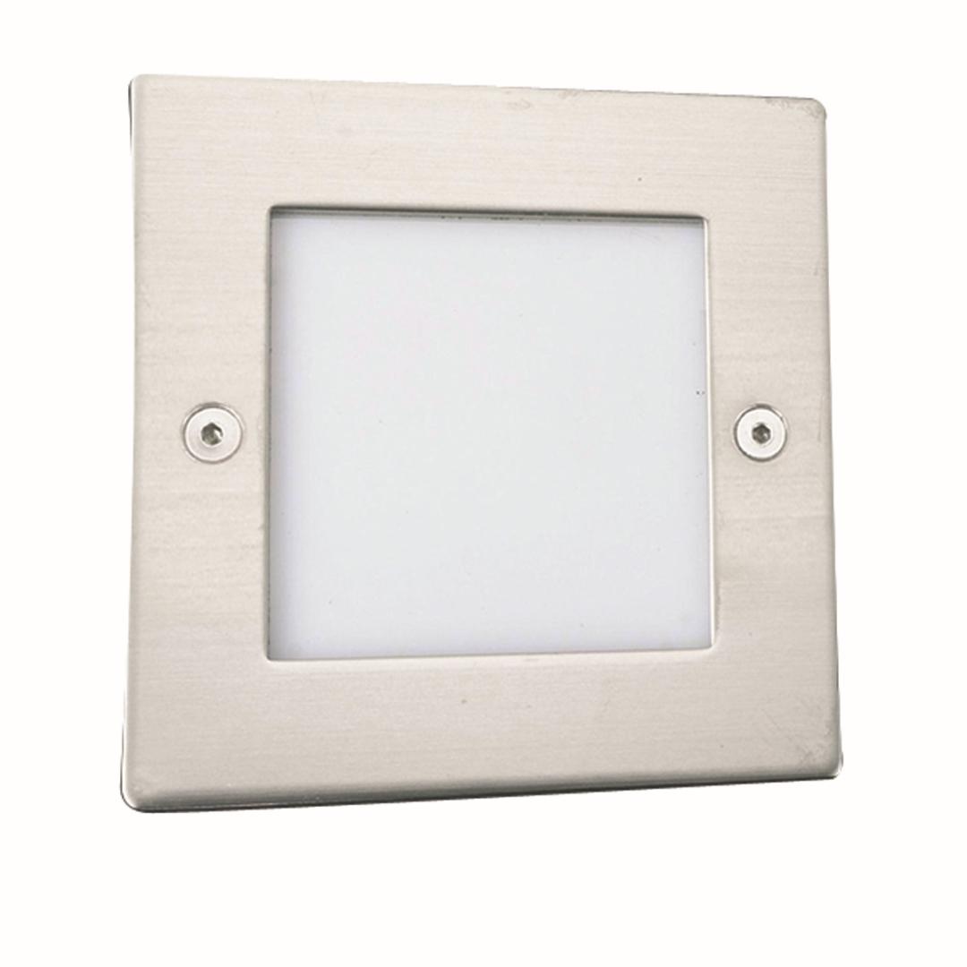 LED Außen Bodeneinbauleuchte Modern Weiß