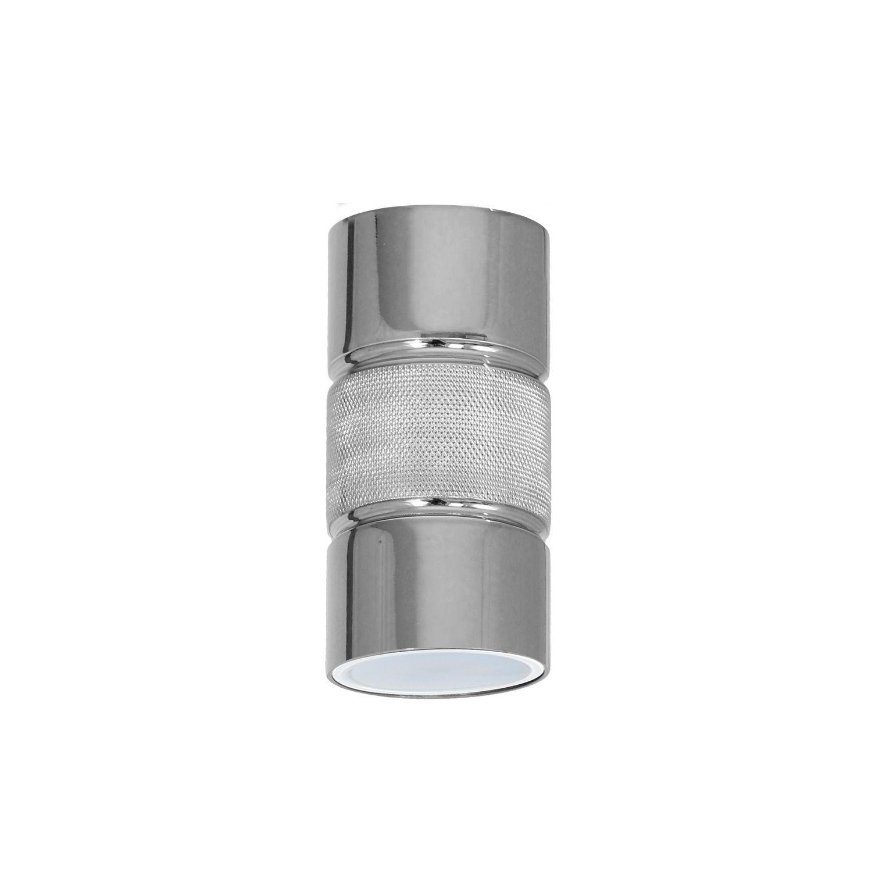 Kleiner Deckenspot Chrom H:11cm schmal Modern DITA