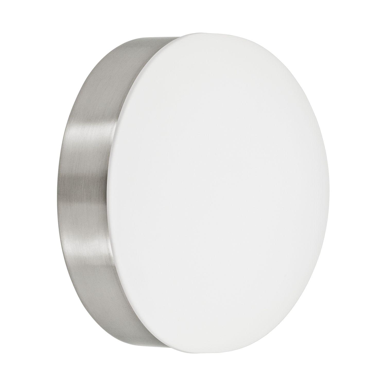 Wandleuchte LED Cupella Nickel-Matt Ø13cm