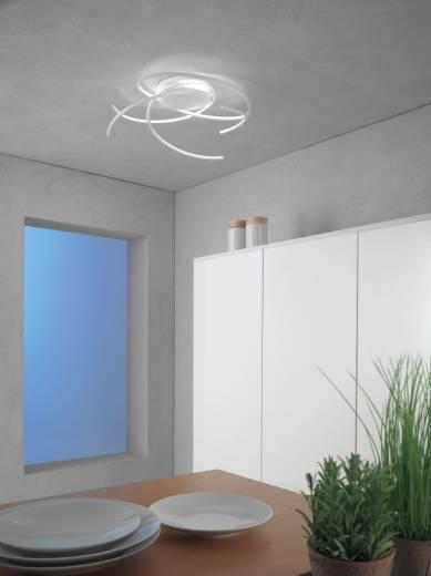 Escale - 44480309 Große Design Deckenlampe Weiß LED Modern dimmbar Raumlicht SPACE