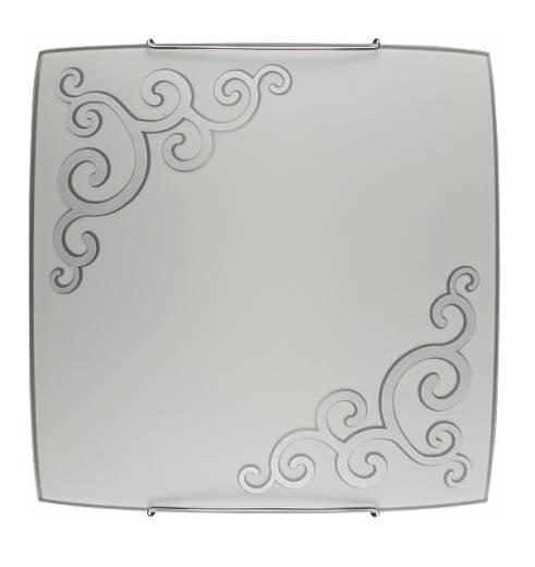 Deckenleuchte ARABESKA in Silber