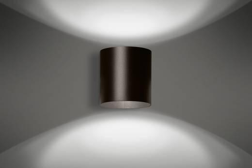 Wandlampe Treppenhaus Braun Up Down indirektes Licht