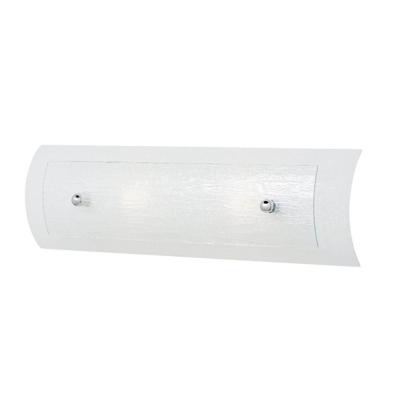Weiße Badezimmer Lampe mit LED IP44 spritzwasserdicht