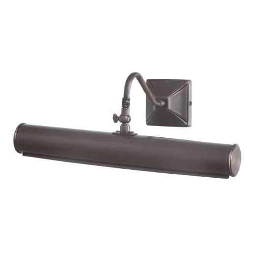 Bilderleuchte GAMBAR 3 B:36cm Bronze Lampe