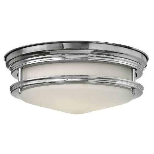 LED Deckenleuchte IP44 Bad spritzwasserdicht Ø31cm COBAN