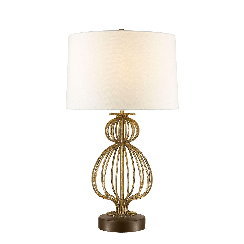 Tischleuchte GOBLET Ø41cm H:70cm Wohnzimmer Lampe