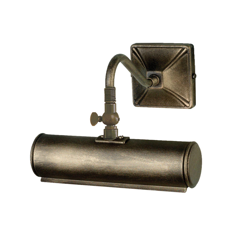 Bilderleuchte GAMBAR 3 B:19cm Antik Gold Lampe