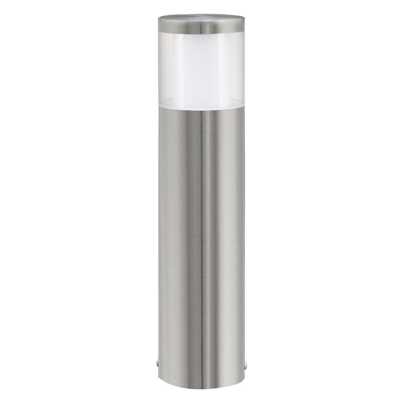 LED Standaußenleuchte 3000K Edelstahl H:45cm
