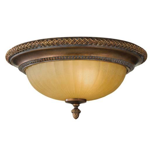 Deckenleuchte ANABELL 5 Bronze Ø34cm Design Lampe