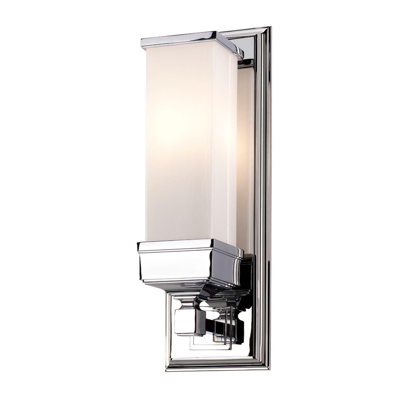 Premium Badezimmerleuchte LED blendarm Jugendstil