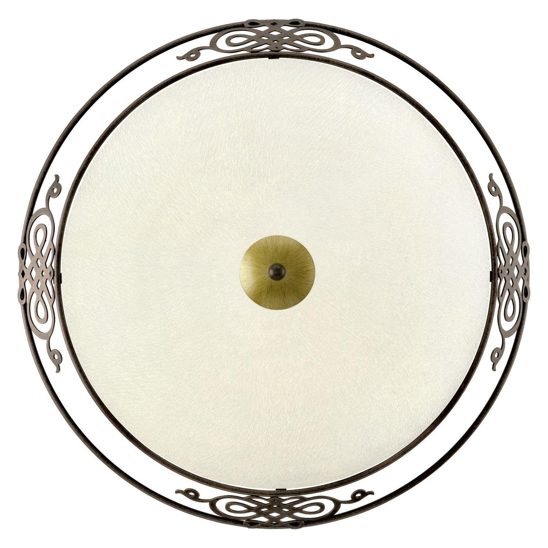 Ornament Deckenleuchte Mestre Gold Ø47,5cm 3-Flmg