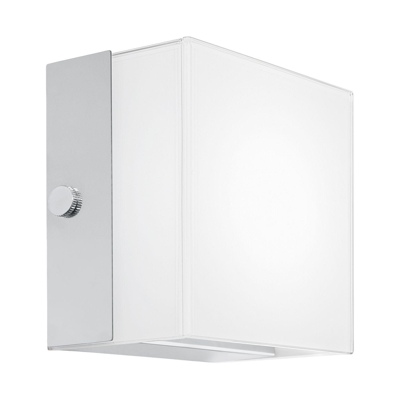 Wandleuchte LED Alea 2 Weiß