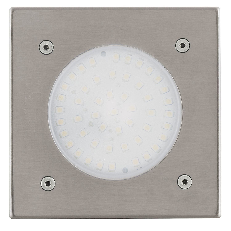 Robuster Einbau LED Spotstrahler Lamedo Weiß