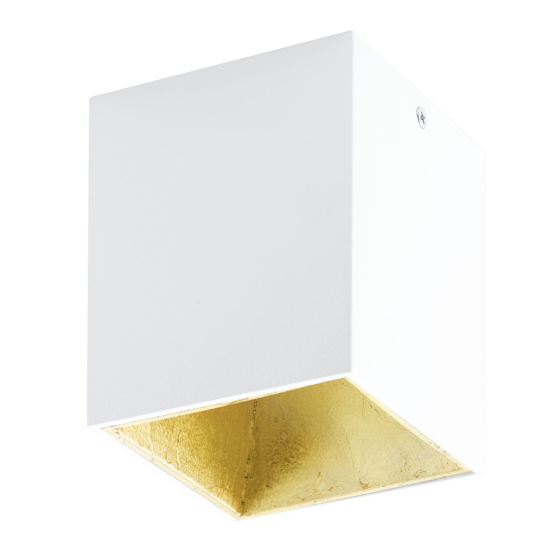 Außergewöhnliche Deckenleuchte LED Polasso Gold