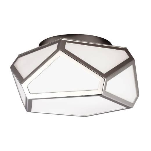 Deckenleuchte DINA edel Diamant Design Wohnzimmer