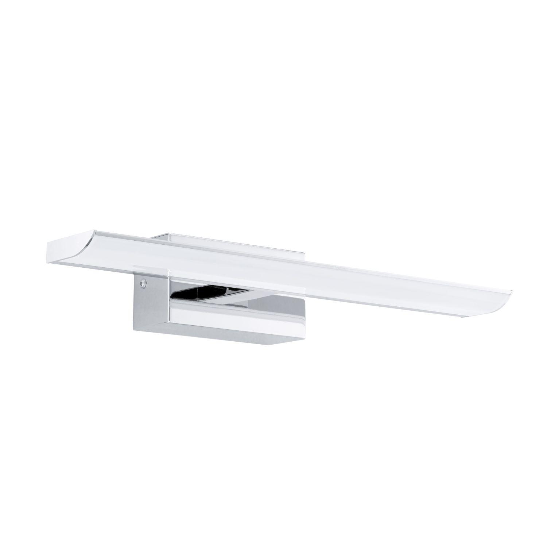 Moderne Wandleuchte LED Tabiano Chrom 2-Flmg