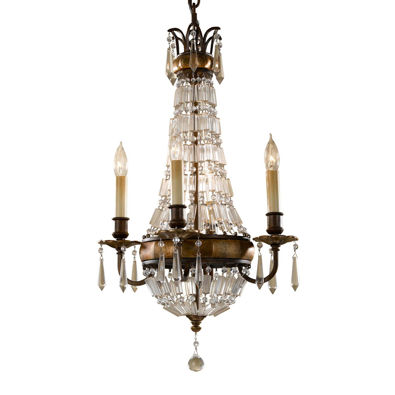 Kristall Kronleuchter Antik Braun Esszimmer Wohnzimmer