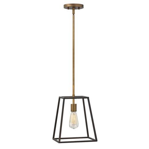 Deckenleuchte TORRE Bronze verstellbar E27 Lampe