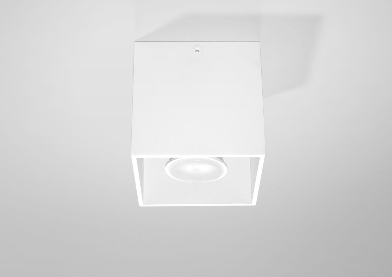 Spot GEO in Weiß