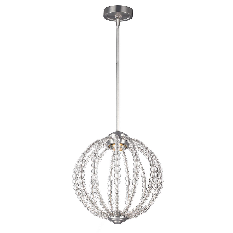 LED Deckenleuchte BINUM Kugel Ø35cm kürzbar Lampe