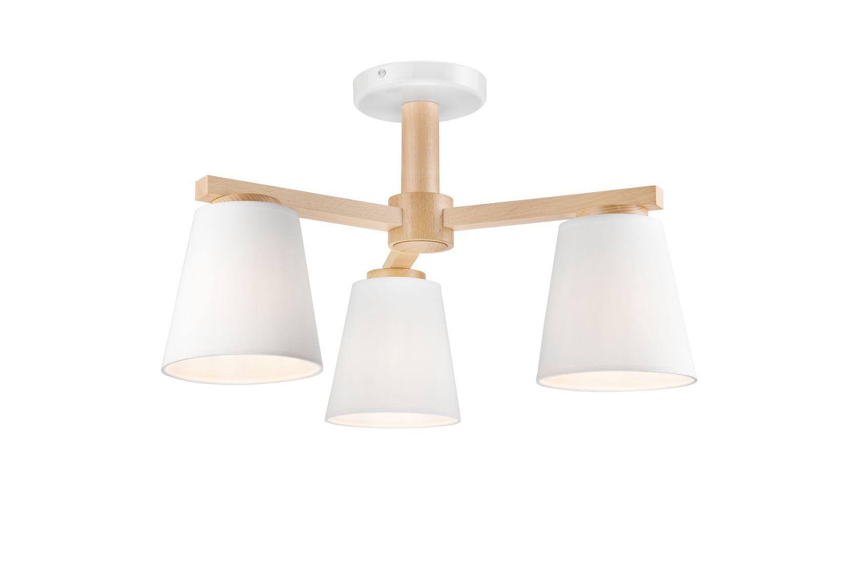 Deckenleuchte Esszimmer Holz Wohnzimmer Lampe