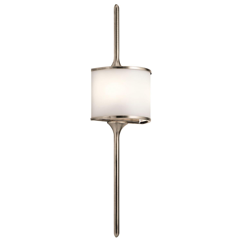 Wandlampe ARYA Badezimmer IP44 Zinn B:20cm Lampe