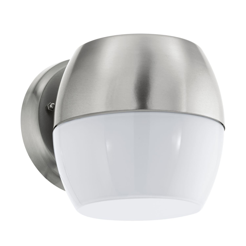Wandaußenleuchte LED  Oncala Edelstahl