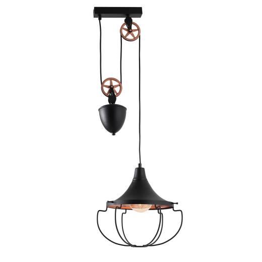Flexible Hängeleuchte Esstisch Lampe Industrie