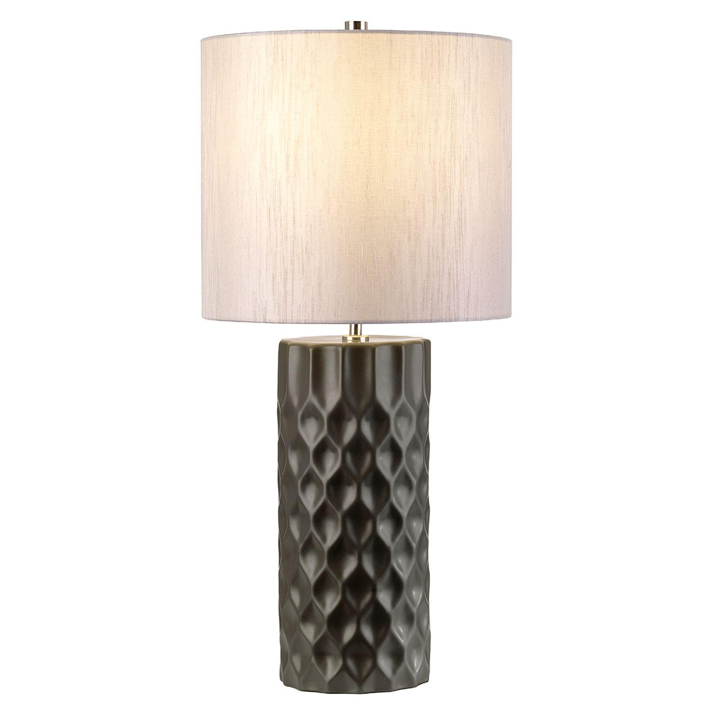 Tischleuchte Hoch 65cm Keramik Klassisch stilvoll