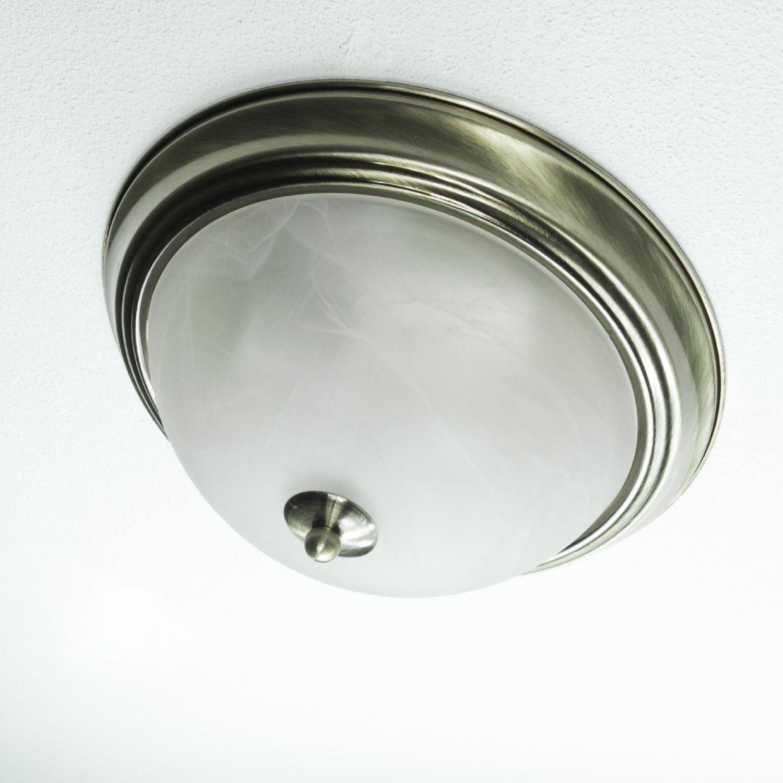 Elegante Deckenlampe Wohnzimmer Jugendstil 2xE27 TOP