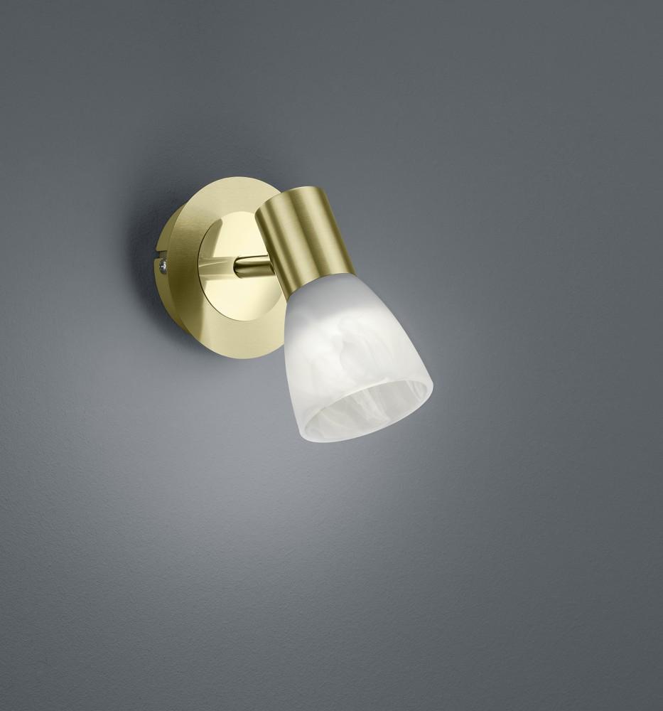Moderne Wandleuchte Wandlampe E14 LEVISTO