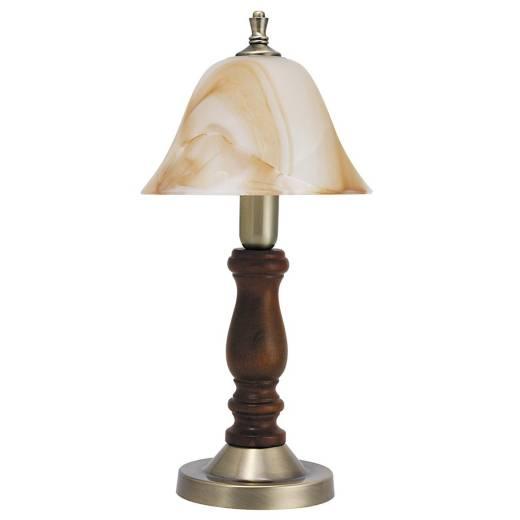 Rustikale Tischlampe Landhausstil