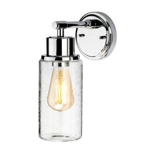Bad Lampe Industrie Look IP44 spritzwasserdicht JUNIS