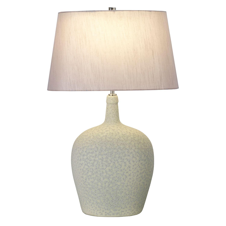 Tischlampe VASO Keramik H69cm Klassisch Wohnzimmer