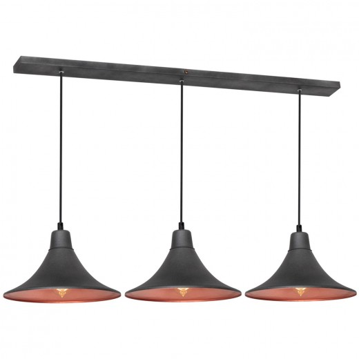 Wohnliche Hängeleuchte NANI Esstisch Vintage Lampe