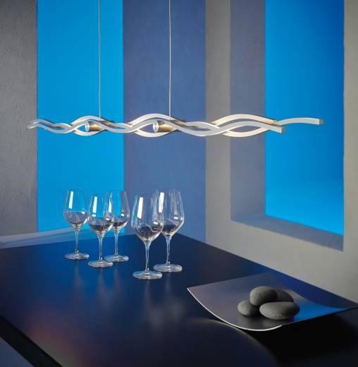 Escale - 40160109 Edle Design LED Hängelampe Esszimmer Modern Design SILK