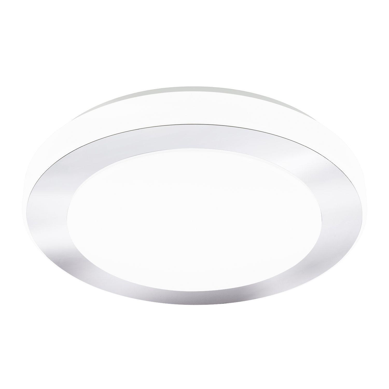 Deckenleuchte LED Carpi Chrom Ø38,5cm