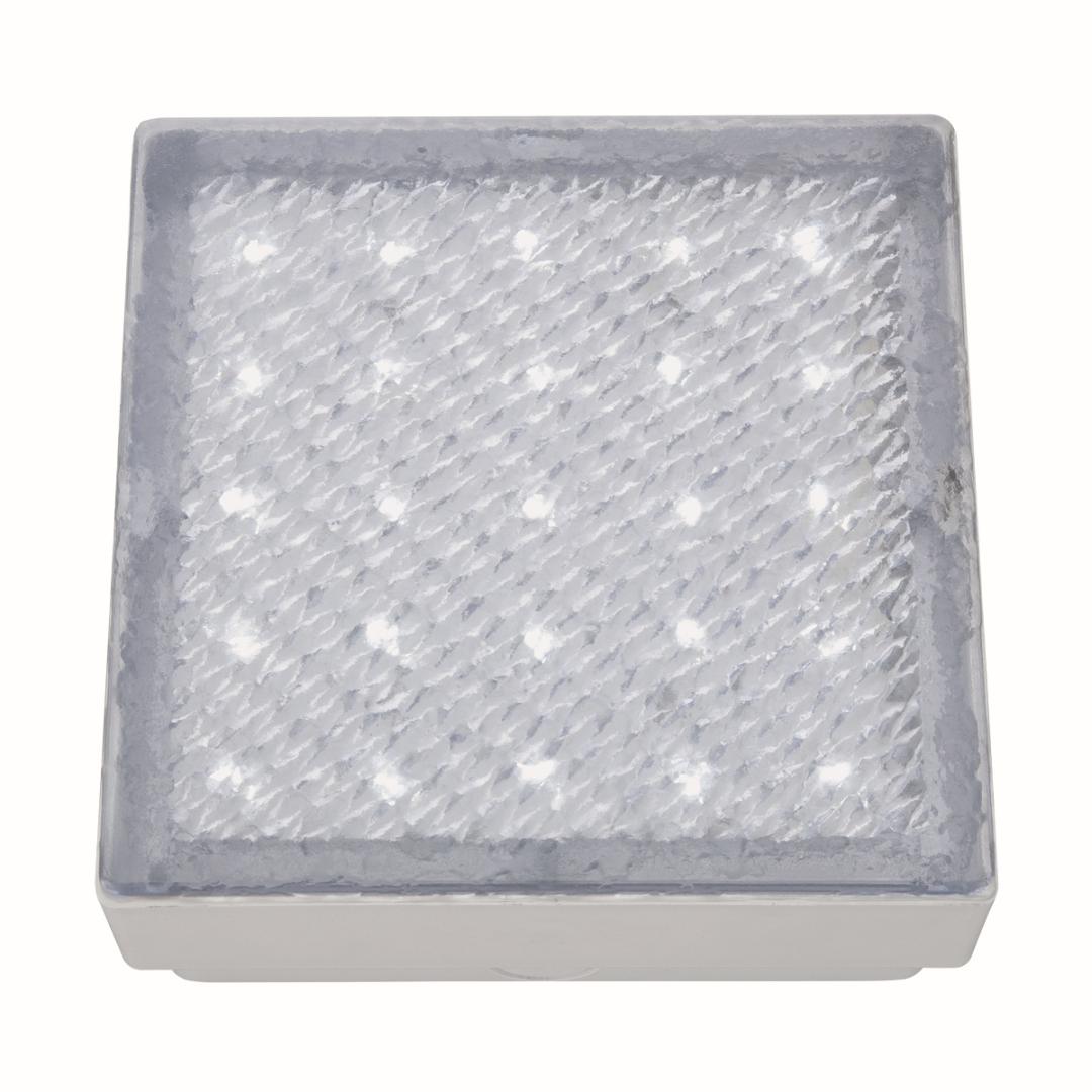 Moderne quadratische LED Außen Bodenleuchte