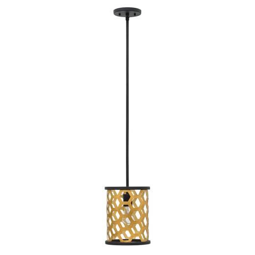 Deckenleuchte CELLA Gold Schwarz verstellbar Lampe