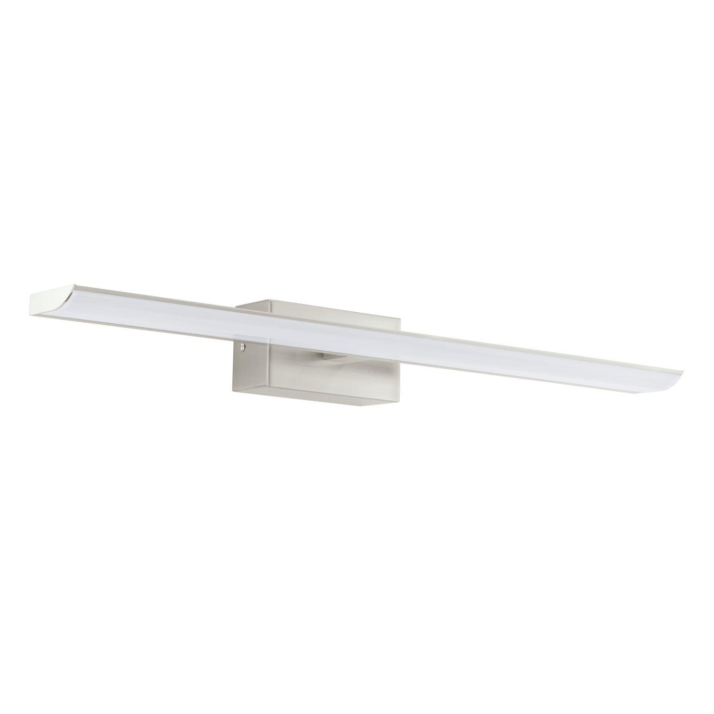 Wandleuchte LED Tabiano Nickel-Matt 3-Flmg