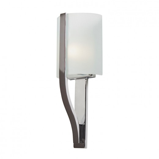 Badezimmerleuchte GRAVAR mit LED in Chrom Modern IP44