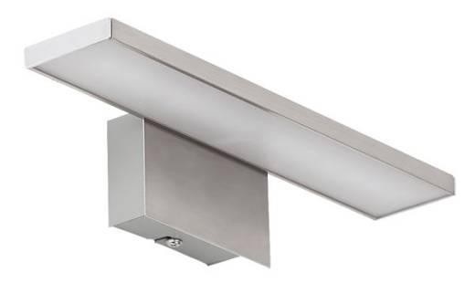 LED Badleuchte chrom matt fürs Bad