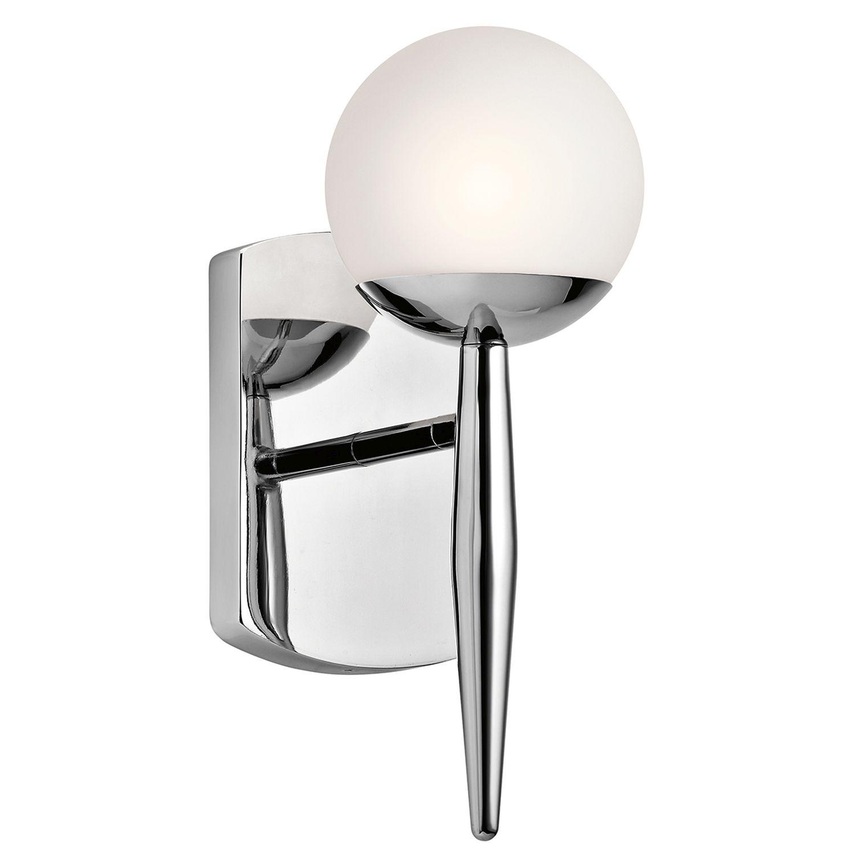 Badezimmer Lampe IP44 spritzwasserdicht LED in Chrom